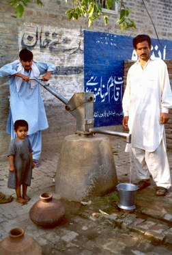 afghanistan sanitation and water supply